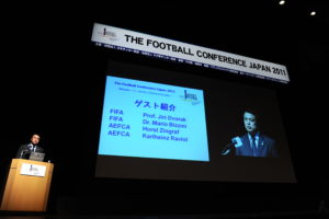 Japan Football Conference 2011