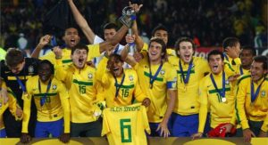 U-20 winners 2011