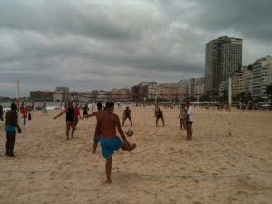 Foot volley Rio