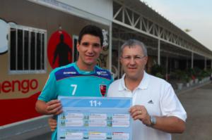 Thiago N at Flamengo
