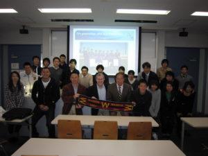 Biz at Waseda Uni