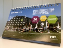 Calender with 11+ pic