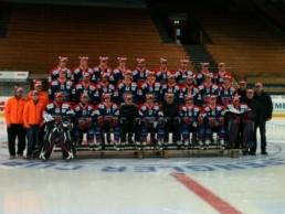 Kloten Flyers at Spengler Cup Davos 2011