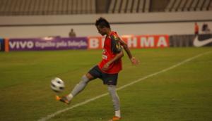Training Neymar Brasil CBF 10.2011