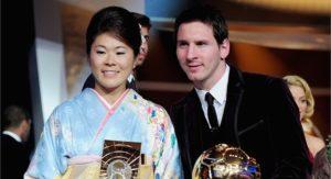 FIFA Ballon d'Or Gala Jan 2012