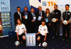 Official picture DFB and 11+