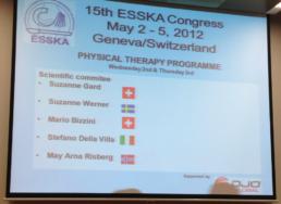 PT program at Esska