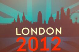 Omega London 2012 poster