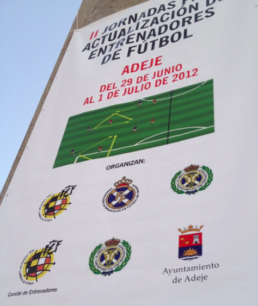 Poster RFEF course Tenerife