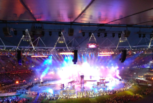 Opening ceremony L