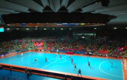Futsal stadium