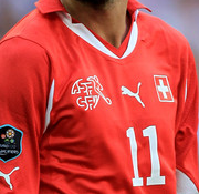 Swiss National team shirt