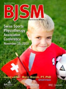 SSPA on BJSM March 2013