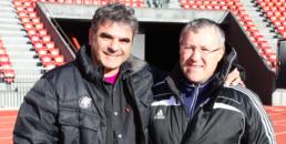 Dr. Büsser and MB