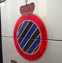 FC Bruges sticker
