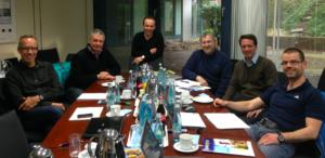 Meeting Stuttgart Thieme March 2013
