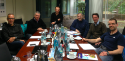 Meeting Stuttgart Thieme March 2013