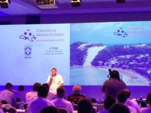 Brasil Football Doctors meeting