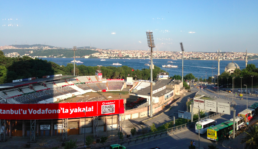 old stadium Besiktas