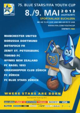 Blue Stars Cup 2013