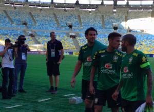 Brasil players