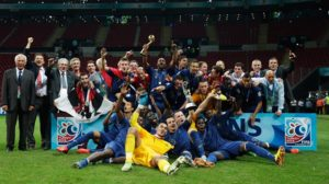 Winners FIFA World Cup U-20 2013