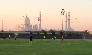 S Zayed Grand Mosque