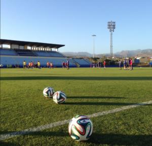 Las Palmas Feb 2014
